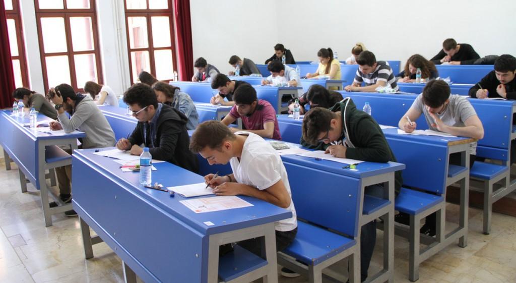Üniversitemiz Yabancı Uyruklu Öğrenci Sınavı'na (DPÜYÖS) 60 Ülkeden, 4002 Öğrenci Katıldı