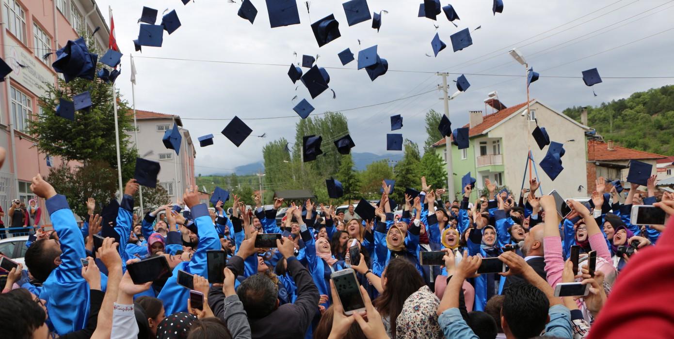 2016- 2017 Akademik Yılı Mezuniyet Töreni