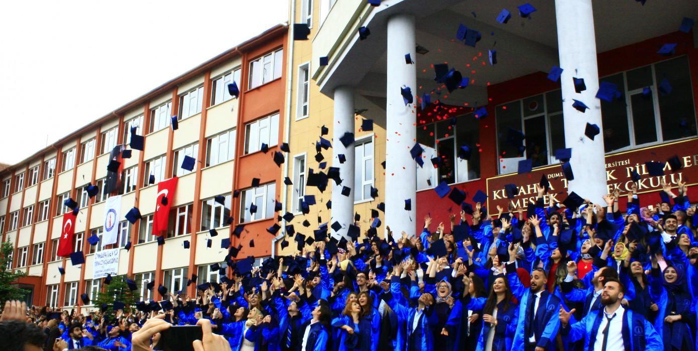 2016-2017 Eğitim Öğretim Yılı Mezuniyet Töreni