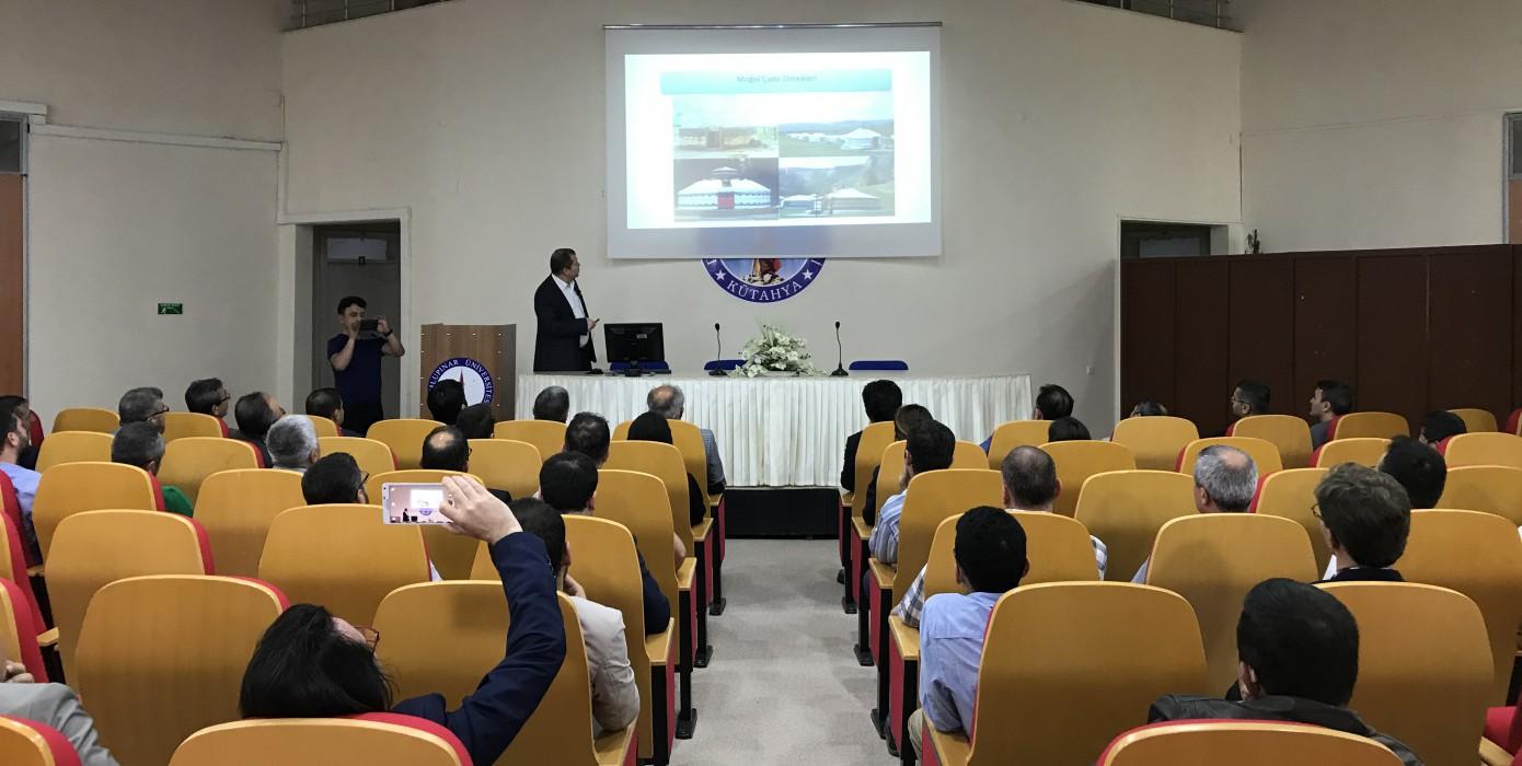 Göbel Termal Turizm Merkezinde Yapılacak Yüksekokulumuz Uygulama Oteli Proje Toplantısı ve İftar Yemeği Düzenlendi