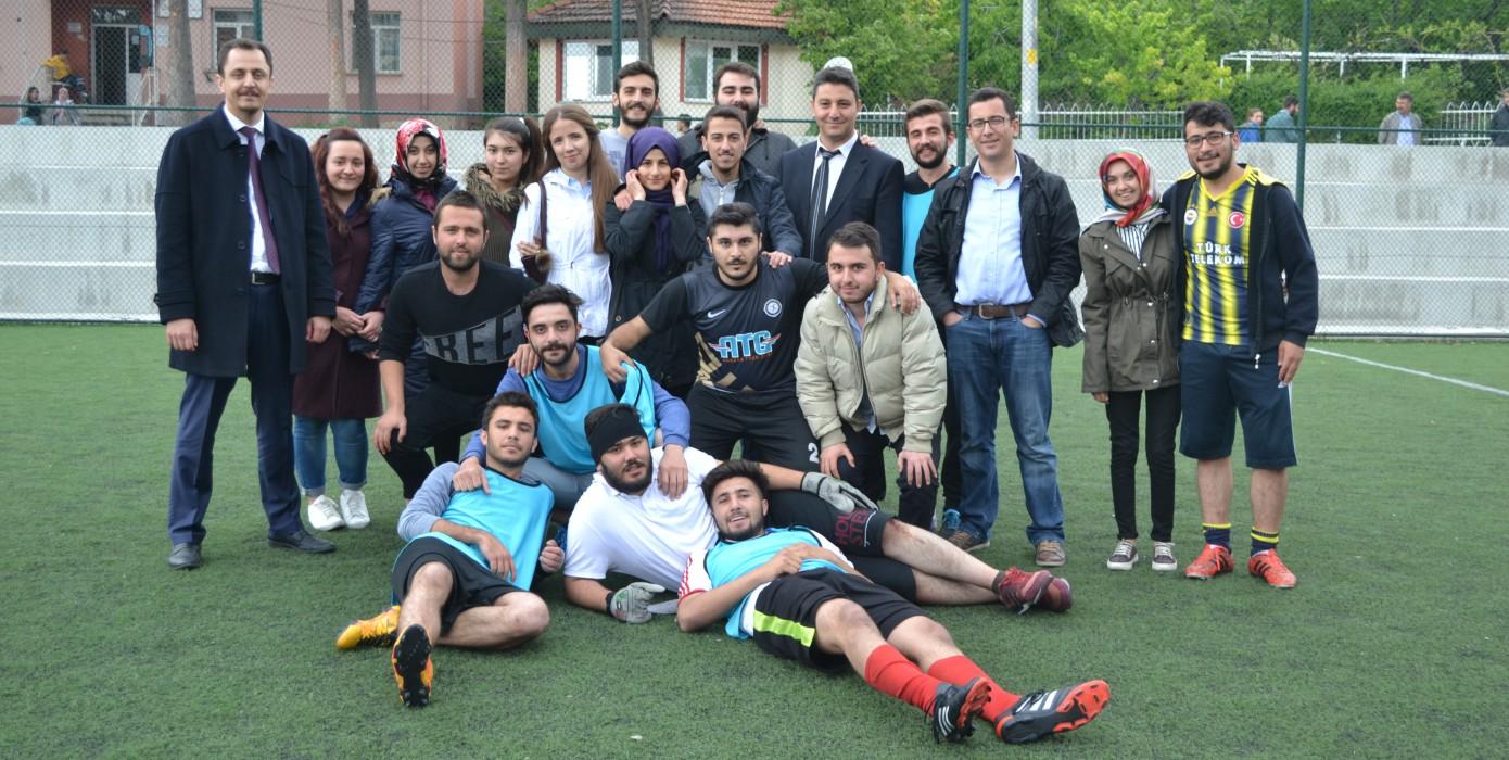 Geleneksel Dönemlik Futbol Turnuvası