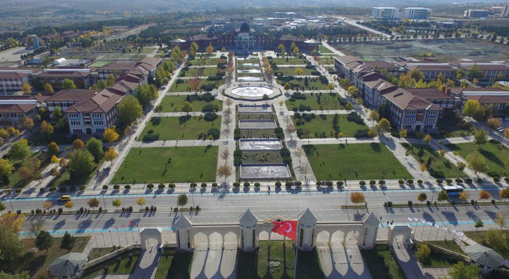Dumlupınar Üniversitesi Tanıtım Resimleri