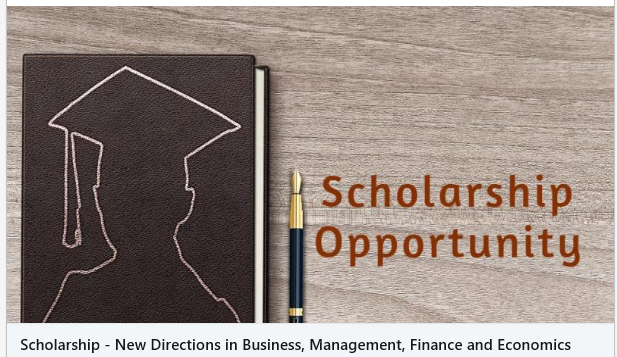 Scholarship New Directions in Business, Management, Finance and Economics › Scholarship