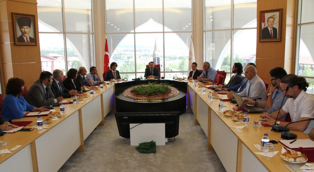 Kalite Danışma Kurulu ilk Toplantısı Gerçekleştirildi