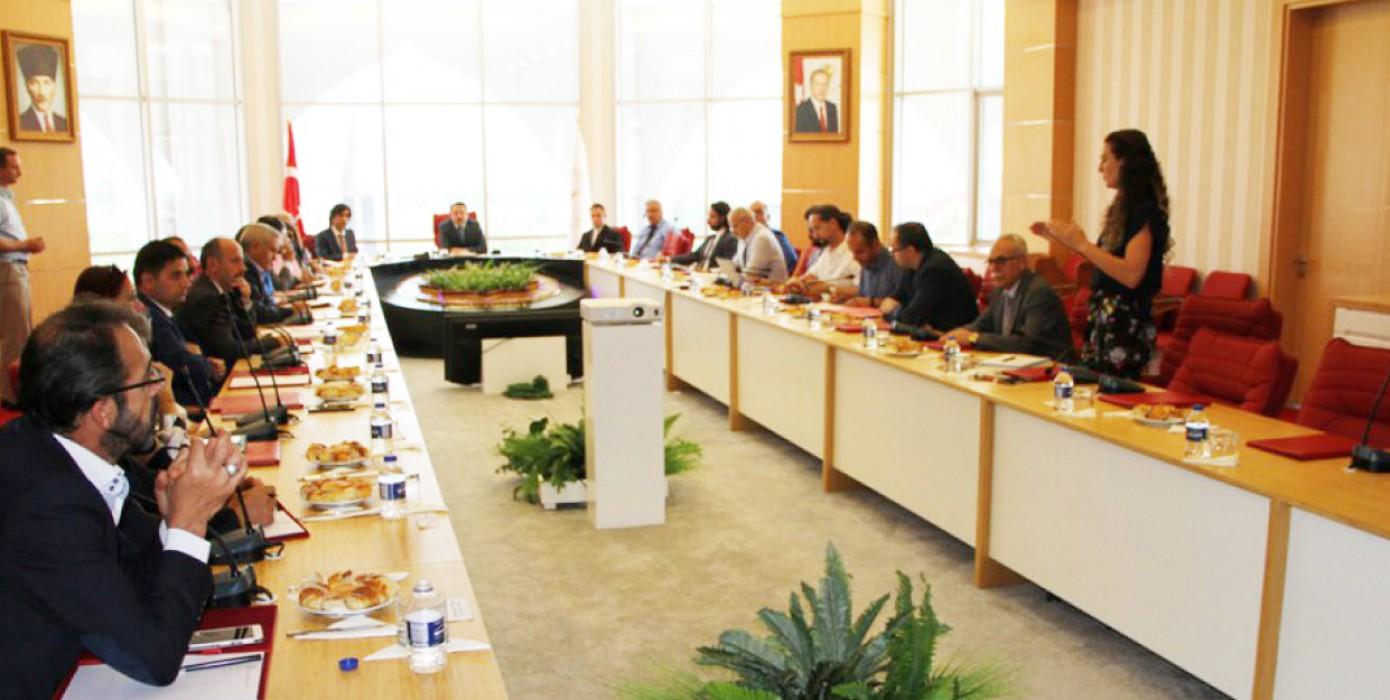 Kalite Danışma Kurulu İlk Toplantısı Gerçekleştirildi