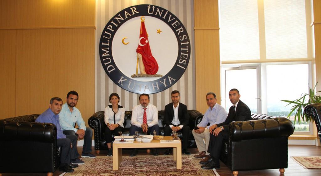 Öğrencilerimiz 29. Dünya Üniversiteler Yaz Oyunları'nda Kazanacağı Başarılardan Emin
