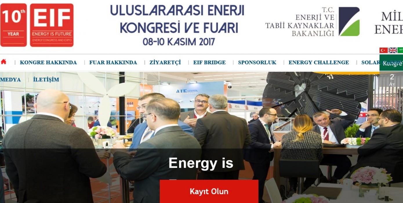Uluslararası Enerji Kongresi ve Fuarı