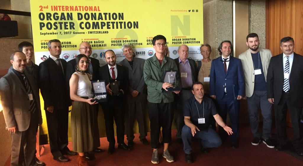 Posterland.Org Uluslararası Afiş Yarışması Ödül Töreni ve Sergisi İsviçre'nin Cenevre Kentinde Gerçekleşti