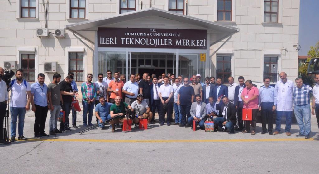 Arap Gazeteciler Üniversitemize Hayran Kaldı