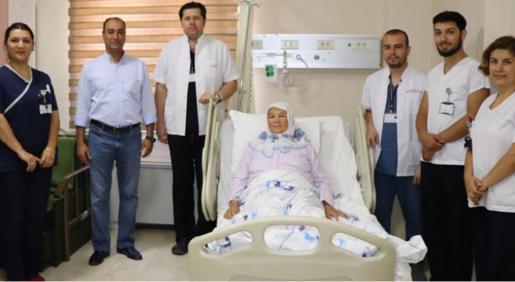Üniversitemiz Kütahya Evliya Çelebi Eğitim ve Araştırma Hastanesinde Kraniyoplasti Ameliyatında Üç Boyutlu Teknoloji Kullanıldı