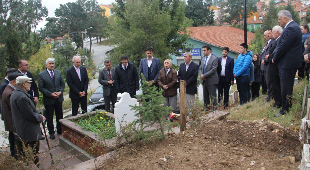 Vefatının 1. Yılında Merhum Ahmet Yakupoğlu Etkinliklerle Anıldı
