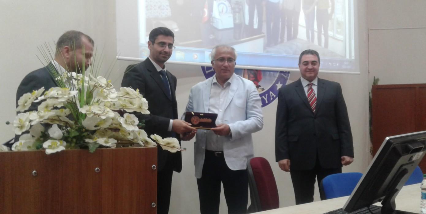 Okulumuzu Yeni Kazanan Öğrencilere Oryantasyon Programı Düzenlendi