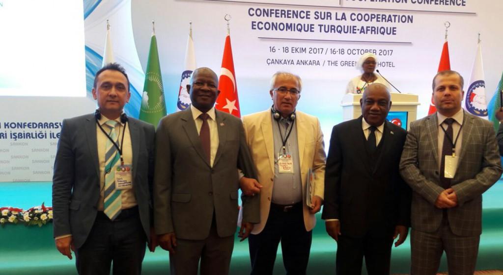 Türkiye ve Afrika Arasında Ekonomik İşbirliği Konferansı