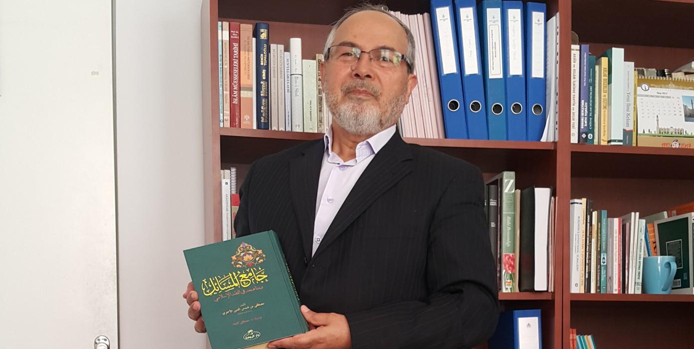 Ahteri'nin Camiu'l-mesail İsimli Eseri Yrd. Doç. Dr. Mustafa Kelebek Tarafından Neşredildi
