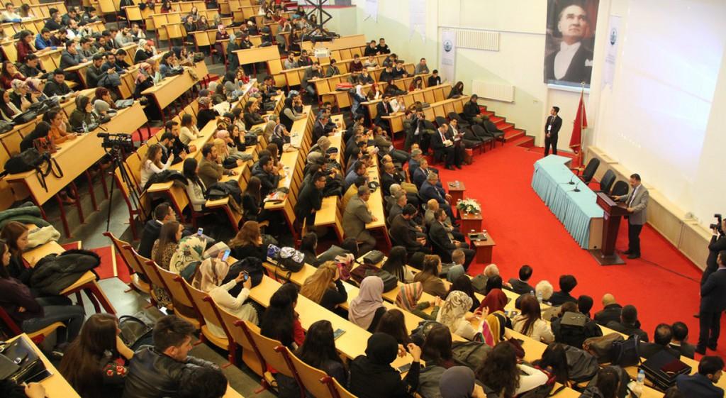 Üniversitemiz Ev Sahipliğinde Düzenlenen 2. Türk İslam Siyasi Düşüncesi Kongresi'nin Açılışı Gerçekleştirildi