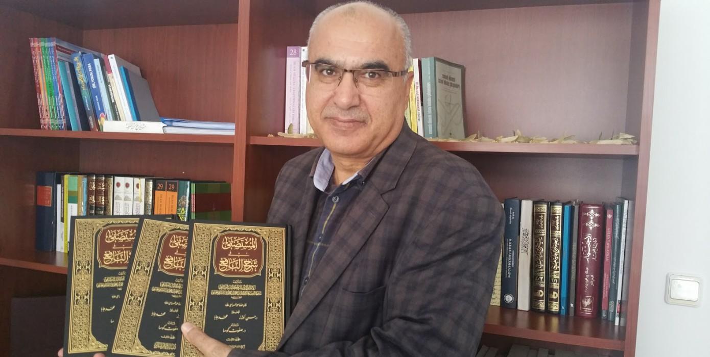 Ebu'l Berekat En Nesefi'nin El Müstasfa İsimli Eserinin Tahkiki Yrd. Doç. Dr. Hasan Özer Tarafından Yapıldı.