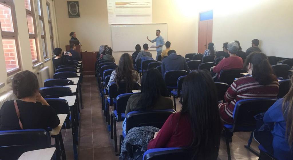 Domaniç Hayme Ana MYO'dan Yeni Öğrenciler İçin Oryantasyon Programı