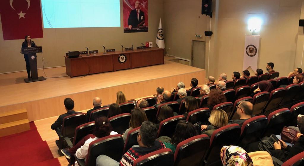 Atatürk'ü Anlamak ve Anlatmak: Yabancıların Değerlendirmelerinde Atatürk Konferansı Gerçekleştirildi