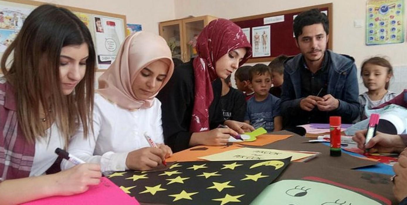 Türkçe Eğitimi Öğrencileri Ulusal Basında