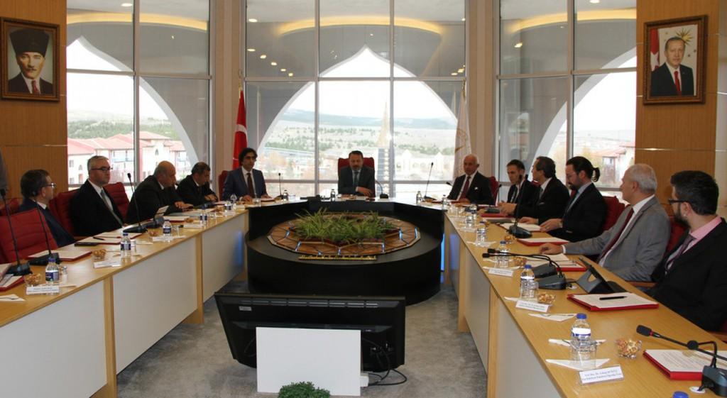 Kalite Danışma Kurulu Toplantısı Gerçekleştirildi