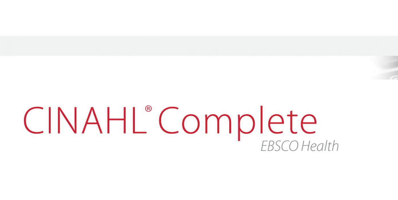 Cınahl Complete Veri Tabanı Deneme Erişiminize Sunulmuştur.