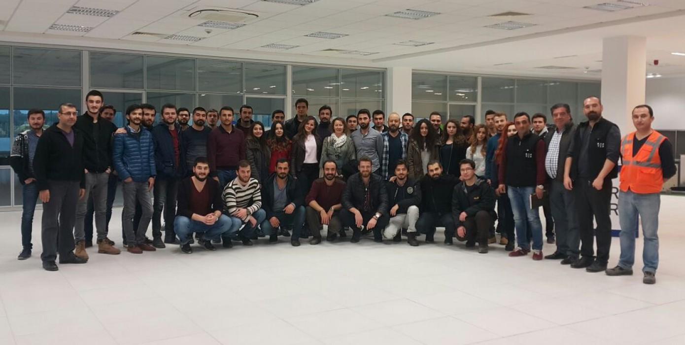 Karyer Teknik Gezi