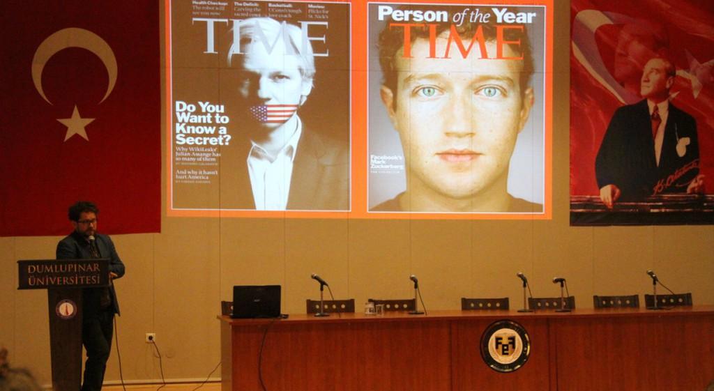 Sosyal Medya ve Dijital Dönüşümün Etkileri Konferansı Gerçekleştirildi