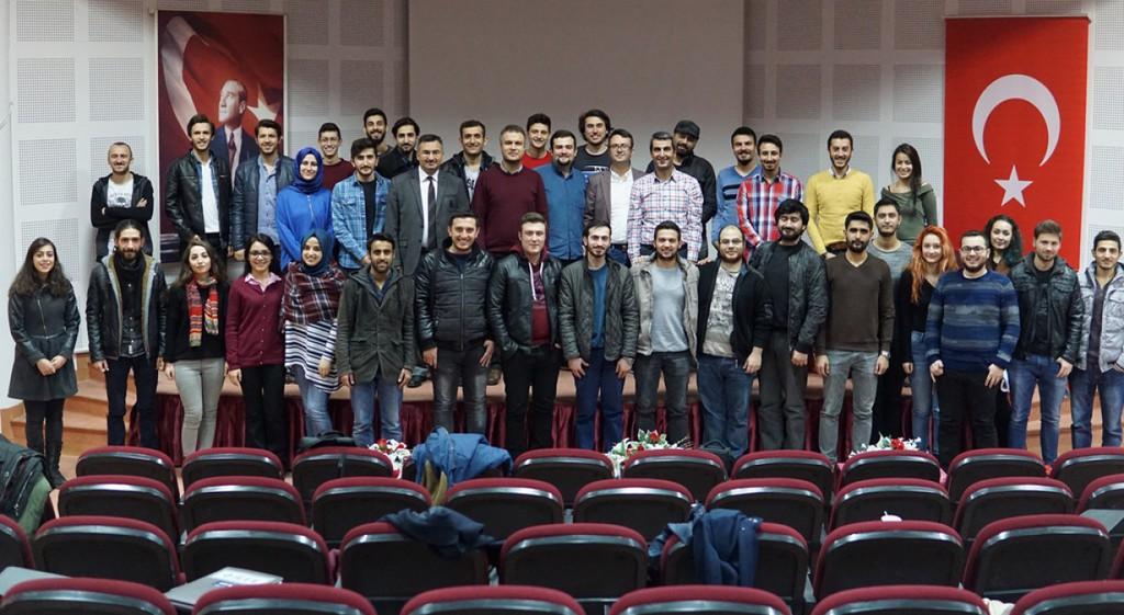 NOKİA Türkiye Ar-Ge Merkezi Eğitim Seminerlerinin İlki Üniversitemizde Gerçekleştirildi.