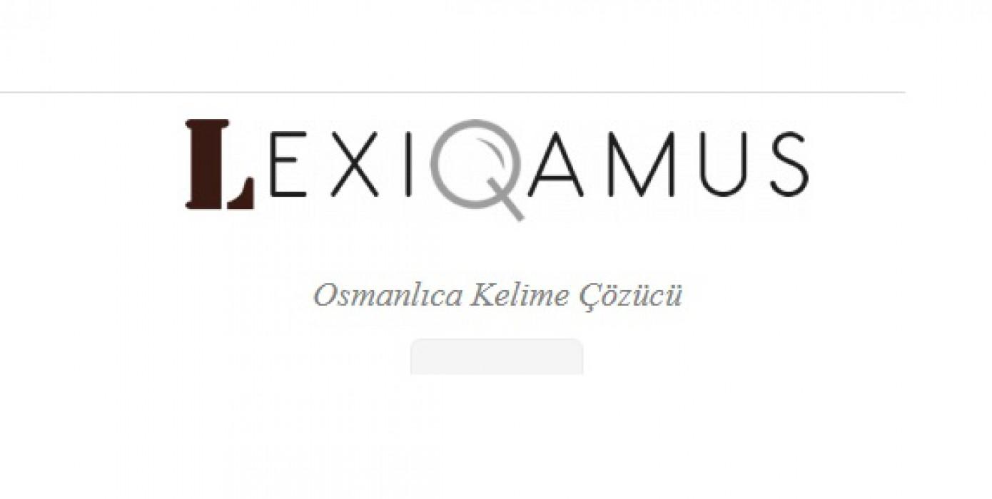 Lexiqamus Veritabanı 15 Ocak 2018 Tarihine Kadar Deneme Erişiminize Açılmıştır.