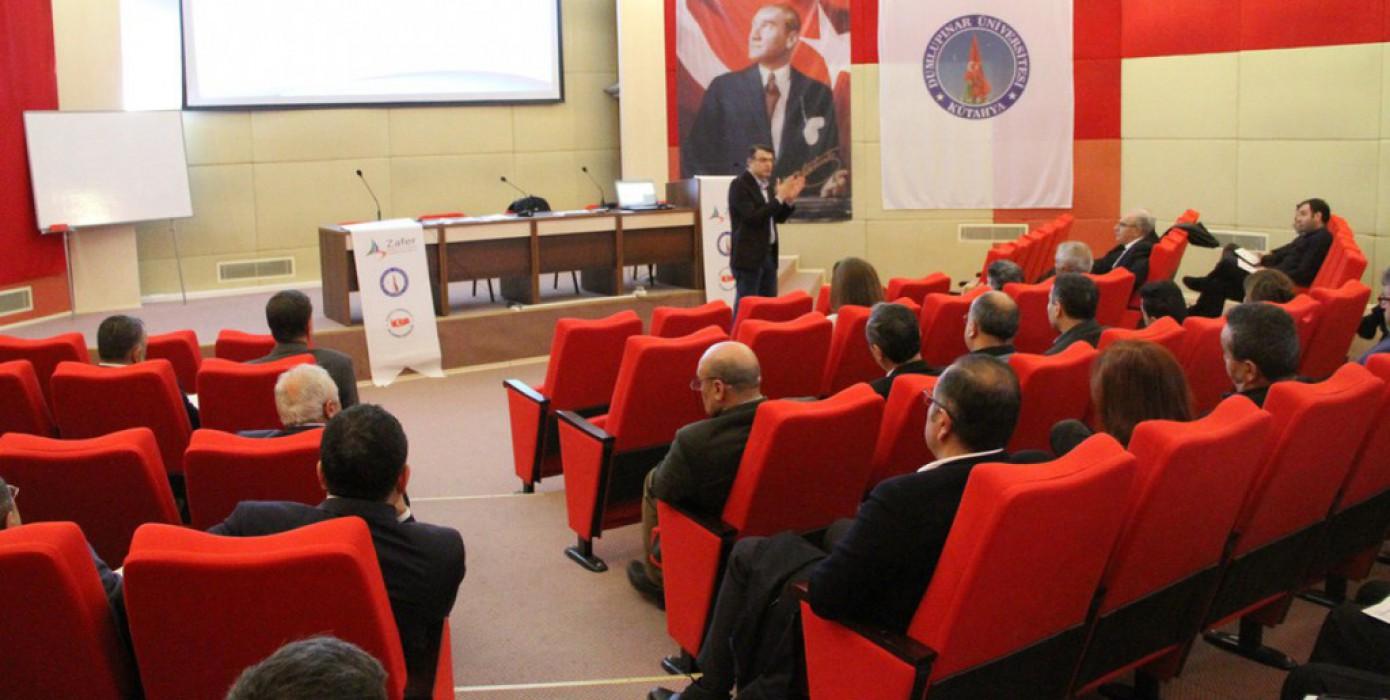 Kalite Yönetim Sistemi Eğitimi Projesi Gerçekleştirildi