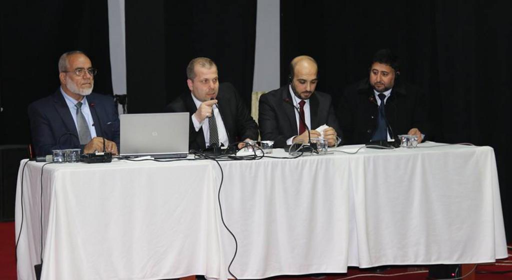 Üniversitemiz ve Tavşanlı Belediyesi İş Birliğiyle Kudüs Demek, Mekke, Medine, İstanbul Demektir Paneli Gerçekleştirildi.