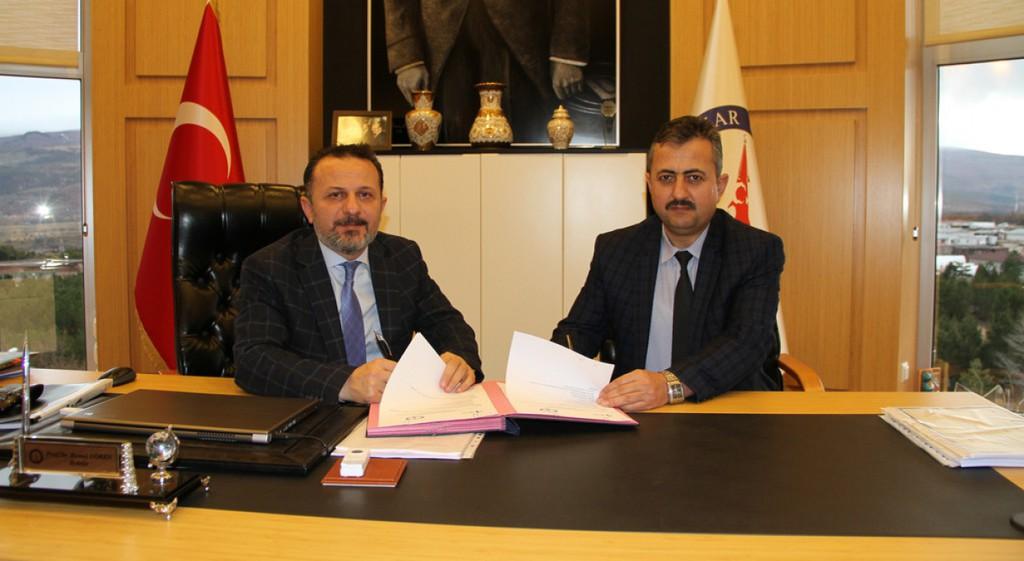 Üniversitemiz İle Kütahya Çalışma ve İş Kurumu Müdürlüğü (İŞKUR) İşbirliği Protokolü İmzalandı