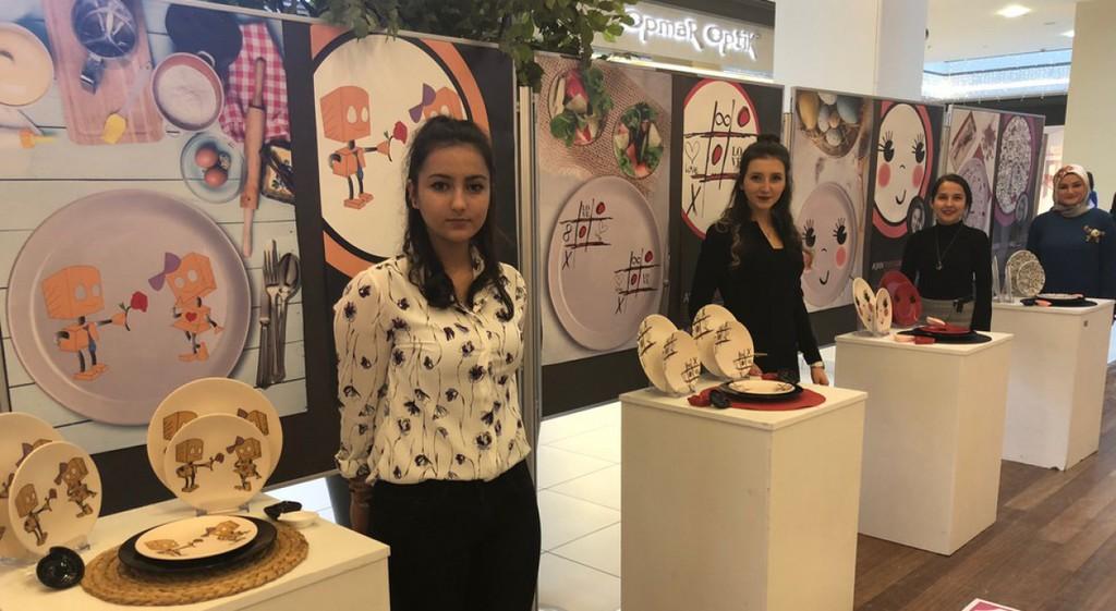 Üniversitemiz Güzel Sanatlar Fakültesi Seramik Bölümü ve Keramika Seramik A.Ş. Ortak Bir Projede Buluştu
