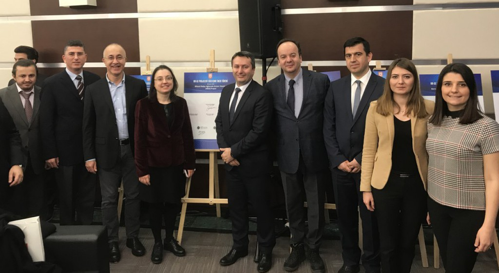 Hiza Projesi Savunma Sanayii Müsteşarlığı'nda Kabul Edilmeye Layık Görüldü