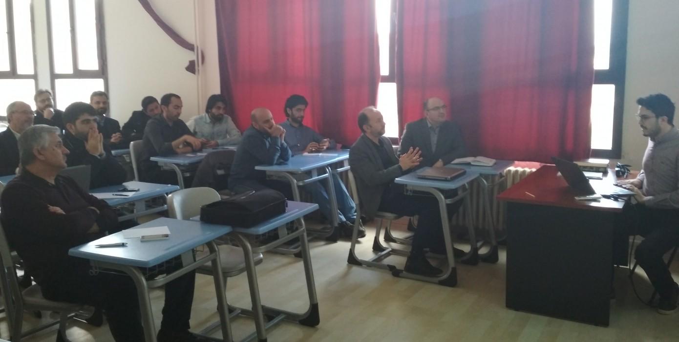 Açık Ders Notları Sistemi ve E-yoklama Sistemi Bilgilendirme Toplantısı Yapıldı