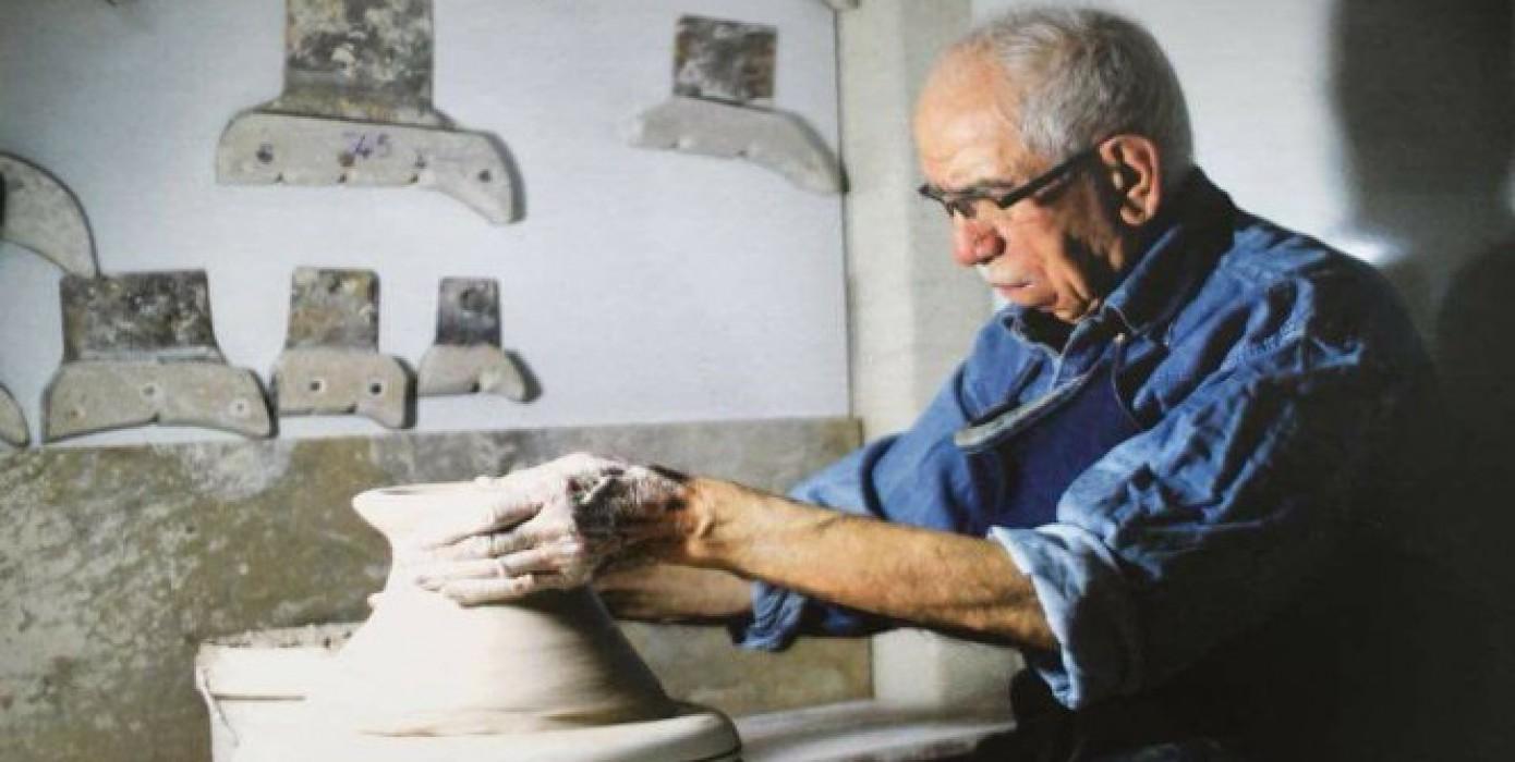 Kütahya'nın Önemli Değerlerinden Çini Sanatının Duayenlerinden Ahmet Kerkük Vefat Etti
