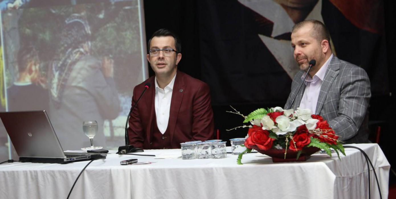 """""""28 Şubat'tan 2023 Türkiye'sine"""" Konulu Konferans Geçekleştirildi"""
