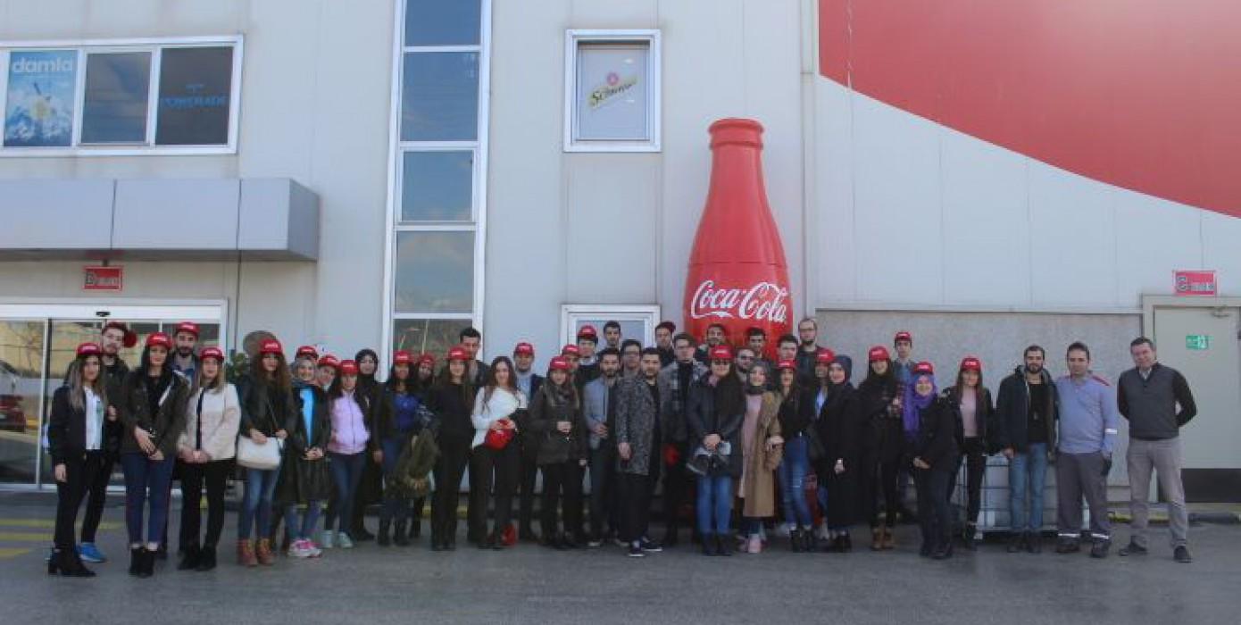 Coca Cola Teknik Gezisi
