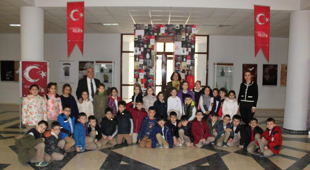 18 Mart Çanakkale Zaferi'nin 103'üncü Yıldönümü ve Şehitlerimizi Anma Günü