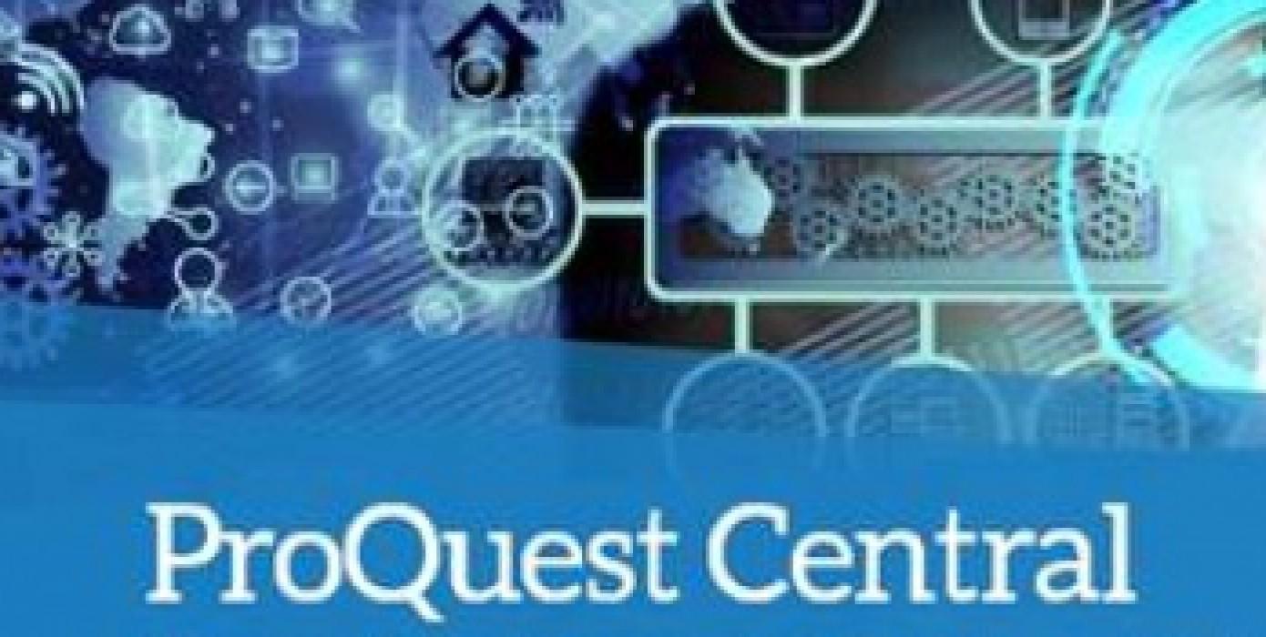 Proquest Central Veritabanı Deneme Erişimine Açılmıştır.