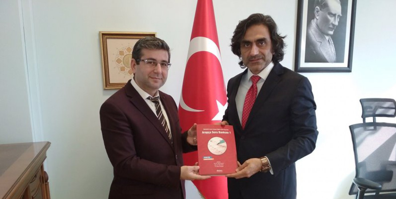 Arapça Soru Bankası 1'in Basımı Yapıldı