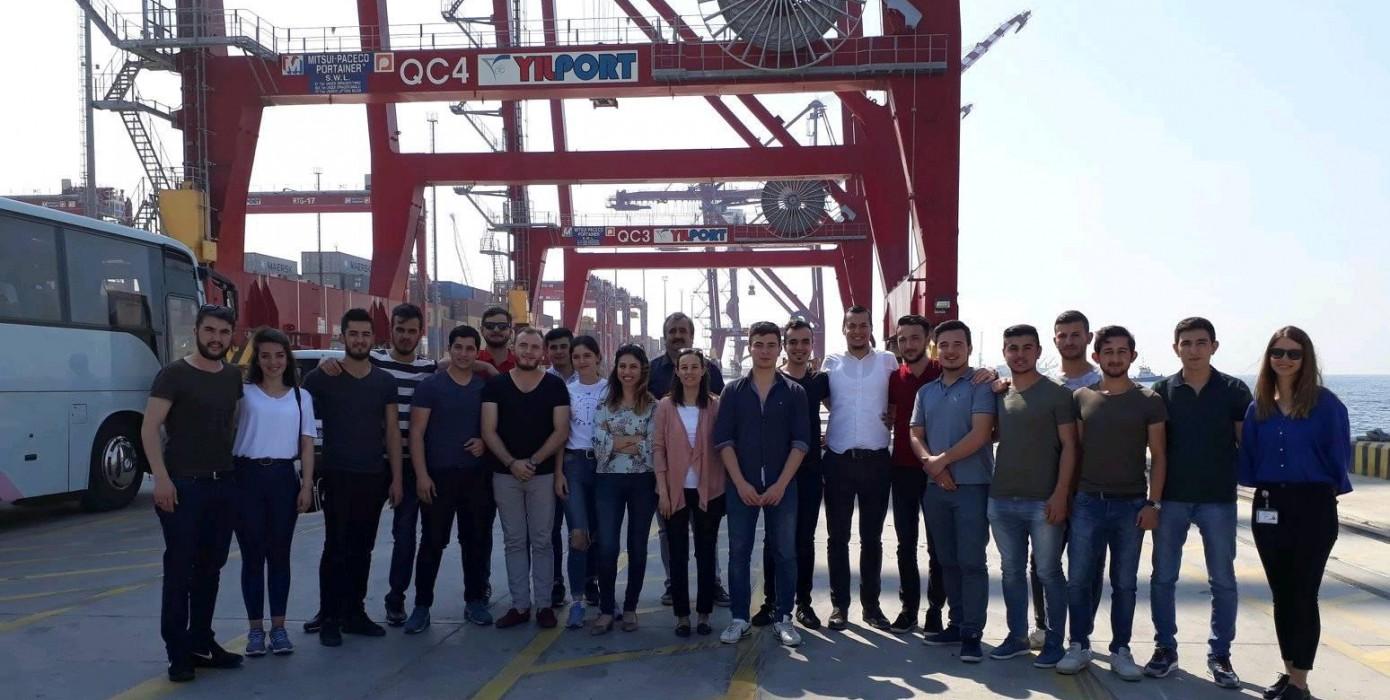 Gemport Limanı Teknik Gezi