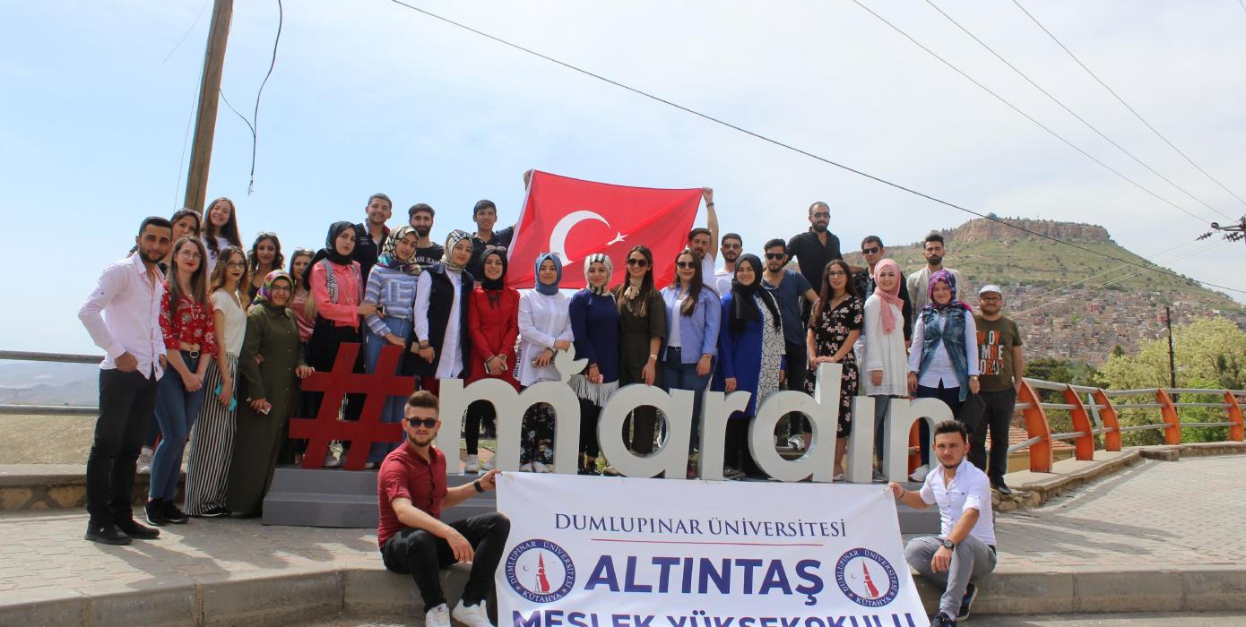 Altıntaş MYO - Mardin ve Şanlıurfa Gezisi