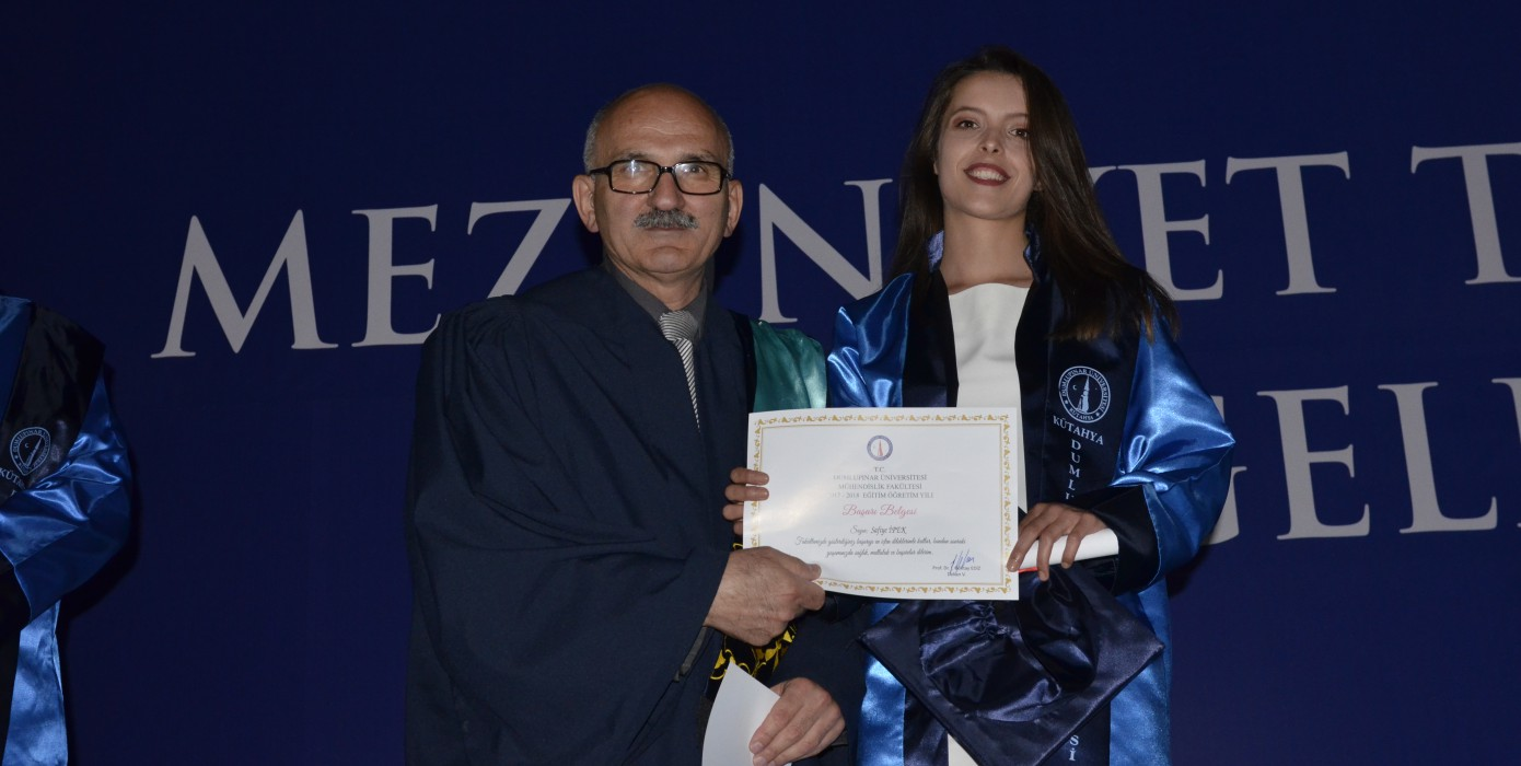2017-2018 Eğitim Öğretim Yılı Mezuniyet Töreni