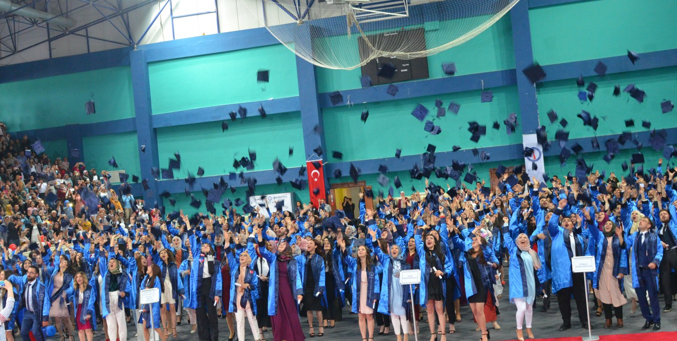 Eğitim Fakültesi 2017-2018 Akademik Yılı Mezuniyet Töreni