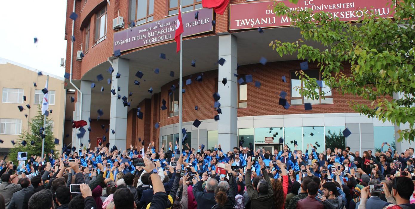 2017 - 2018 Mezuniyet Töreni