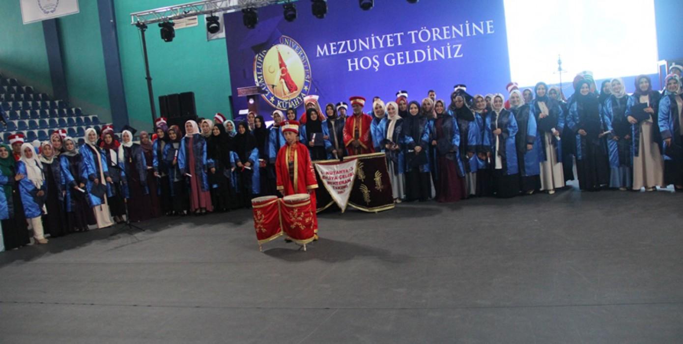 2018 Mezuniyet Töreni Coşkuyla Gerçekleştirildi.
