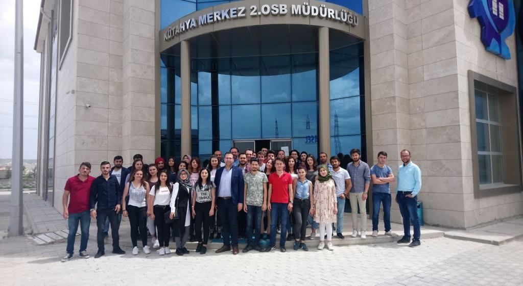 Kütahya 2. OSB Teknik Gezi