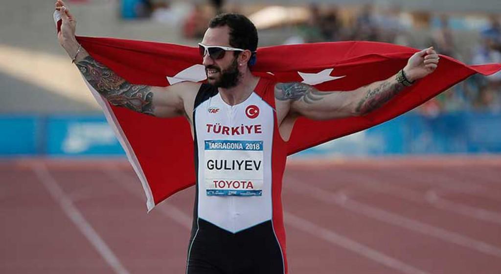 Gururumuz Ramil Guliyev Altın Madalyayı Rekorla Aldı