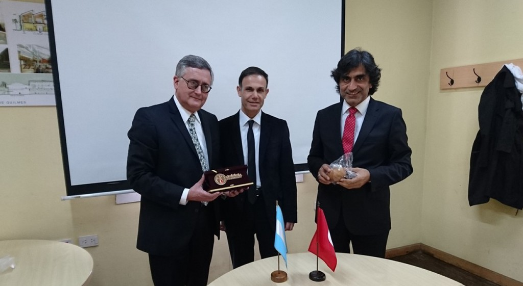 ACADEMIC VISIT TO BRASIL AND ARGENTINA